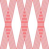 Абстрактная геометрическая предпосылка дизайна формы x Стоковая Фотография