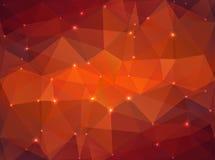 Абстрактная геометрическая предпосылка. EPS 10 Стоковая Фотография