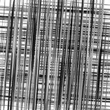Абстрактная геометрическая текстура, картина с динамическими случайными линиями A иллюстрация штока