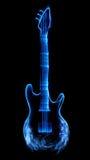 Абстрактная гитара иллюстрация штока