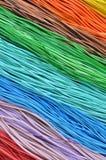Абстрактная глобальная система интернета соединений Стоковые Фотографии RF