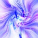 абстрактная голубая картина Стоковое Фото