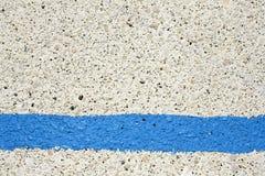 абстрактная голубая нашивка Стоковые Фотографии RF