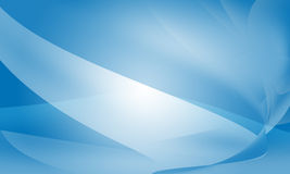 Абстрактная голубая предпосылка Стоковые Фото