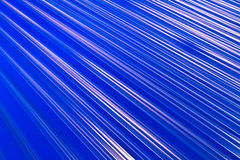 абстрактная голубая цепь световых маяков белизна Стоковое фото RF