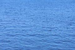 Абстрактная голубая вода Стоковая Фотография