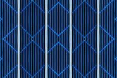 Абстрактная голубая линия диаманты Стоковые Изображения RF