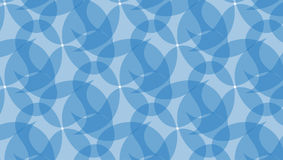 Абстрактная голубая картина кривых иллюстрация вектора