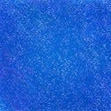 Абстрактная голубая пастельная предпосылка crayon Стоковые Изображения