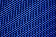 Абстрактная голубая предпосылка картины точек Стоковая Фотография RF