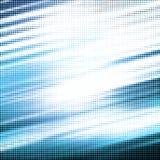Абстрактная голубая предпосылка. Стоковые Изображения