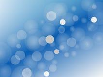 Абстрактная голубая предпосылка Иллюстрация вектора