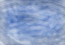 Абстрактная голубая предпосылка Стоковые Изображения RF