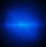 Абстрактная голубая предпосылка Стоковое Изображение RF