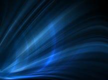 Абстрактная голубая предпосылка Стоковая Фотография RF