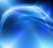 Абстрактная голубая предпосылка Стоковое Фото