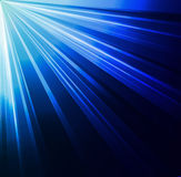Абстрактная голубая светлая предпосылка Стоковое фото RF