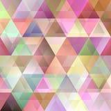 Абстрактная двойная регулярн предпосылка треугольника - дизайн векторной графики бесплатная иллюстрация