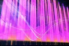 Абстрактная диаграмма валют Стоковые Фотографии RF