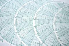 абстрактная диаграмма конструкции сферически Стоковые Фотографии RF