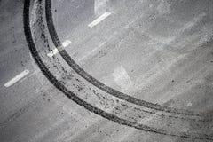 абстрактная дорога предпосылки Стоковые Изображения RF