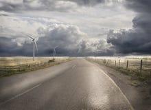 абстрактная дорога Стоковое фото RF