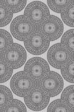 Абстрактная декоративная безшовная картина Стоковые Изображения RF