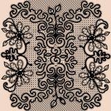 Абстрактная лента шнурка Стоковые Фотографии RF
