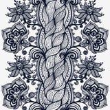 Абстрактная лента шнурка Стоковое Изображение