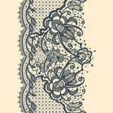 Абстрактная лента шнурка Стоковая Фотография