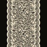 Абстрактная лента шнурка Стоковые Фото