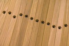 Абстрактная деревянная решетина Стоковые Изображения RF