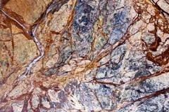 Абстрактная естественная мраморная предпосылка Стоковые Фото