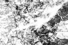Абстрактная естественная мраморная темнота - серая предпосылка текстуры Стоковые Изображения