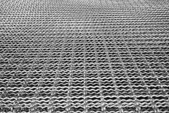 Абстрактная железная сетка Стоковое фото RF