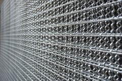 Абстрактная железная сетка Стоковые Фотографии RF