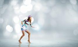 абстрактная женщина inc иллюстрации танцы стоковое фото