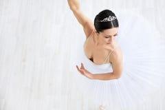 абстрактная женщина inc иллюстрации танцы стоковые изображения