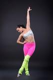 абстрактная женщина inc иллюстрации танцы стоковые изображения rf