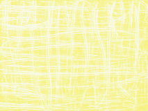 Абстрактная желтая предпосылка с confused линией Стоковое Изображение RF