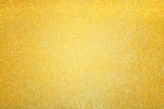 Абстрактная желтая предпосылка Стоковая Фотография RF