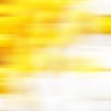 Абстрактная желтая расплывчатая предпосылка Стоковое Изображение