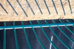 Абстрактная загородка Стоковая Фотография RF