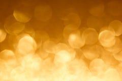 абстрактная запачканная предпосылка предпосылка золотистая Стоковые Изображения RF