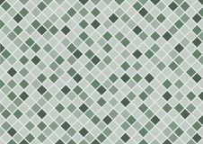 Абстрактная зеленая предпосылка прямоугольника стоковое изображение