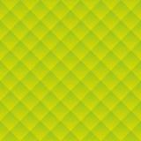 Абстрактная зеленая квадратная геометрическая предпосылка вектор иллюстрация вектора