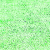 Абстрактная зеленая предпосылка, запачканная искусственной зеленой травы Стоковые Фотографии RF