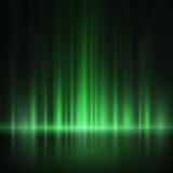 Абстрактная зеленая предпосылка иллюстрация штока