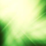 Абстрактная зеленая предпосылка Стоковое Изображение