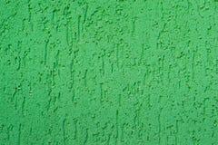 Абстрактная зеленая стена текстуры предпосылки Стоковое Фото
